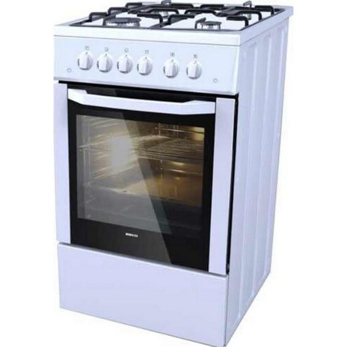 Газовая плита BEKO CSG 52111 GW