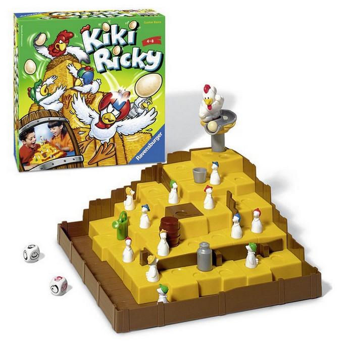 Настольная игра Ravensburger Ку-ка-ре-ку (21104)