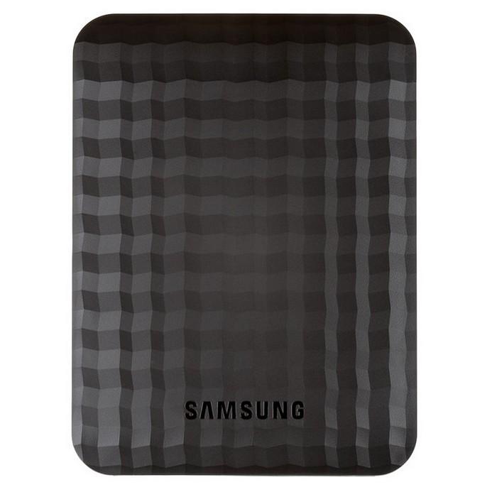 Внешний жесткий диск Samsung STSHX-M101TCB 1Тб Black