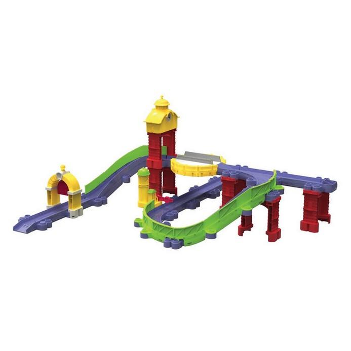 Игровой набор Chuggington Старый город с Коко (LC54223)