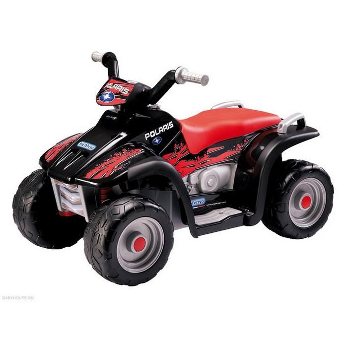 Квадроцикл Peg-Perego Polaris Sportsman Nero (ED1106)