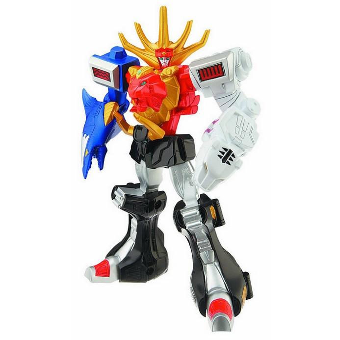 Игрушка Power Rangers Легендарный Мегазорд подвижный (38155)