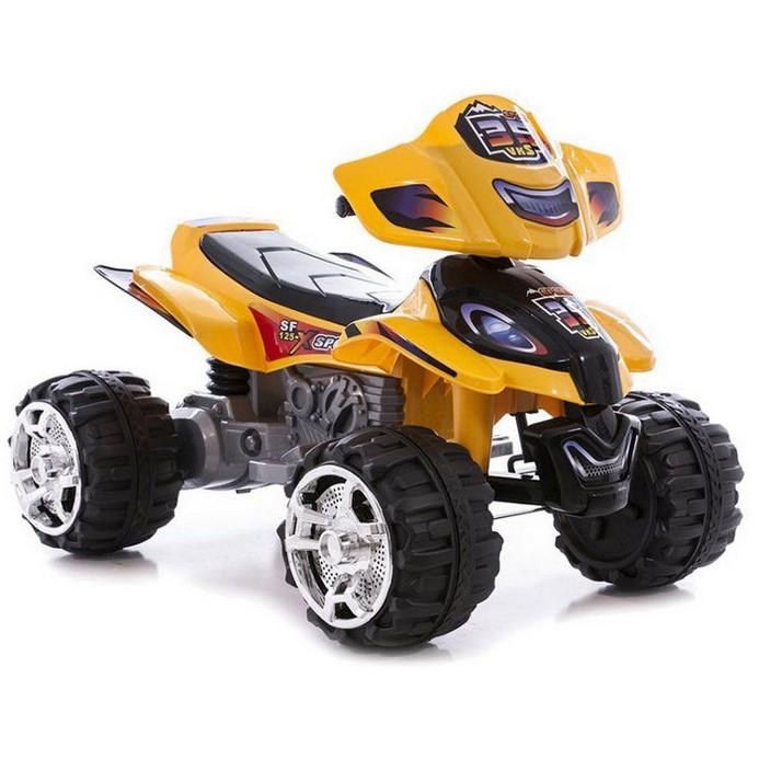 Квадроцикл Weikesi ZP5118-3 (желтый)