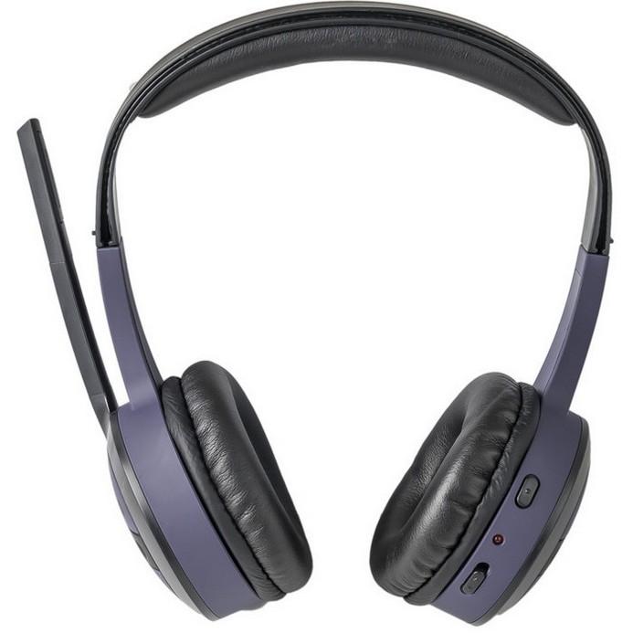 Гарнитура Defender FreeMotion B085 черно-фиолет.