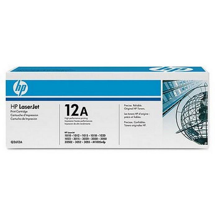 Картридж HP Q2612A