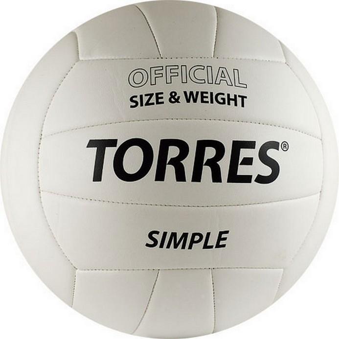 Волейбольный мяч TORRES V30105