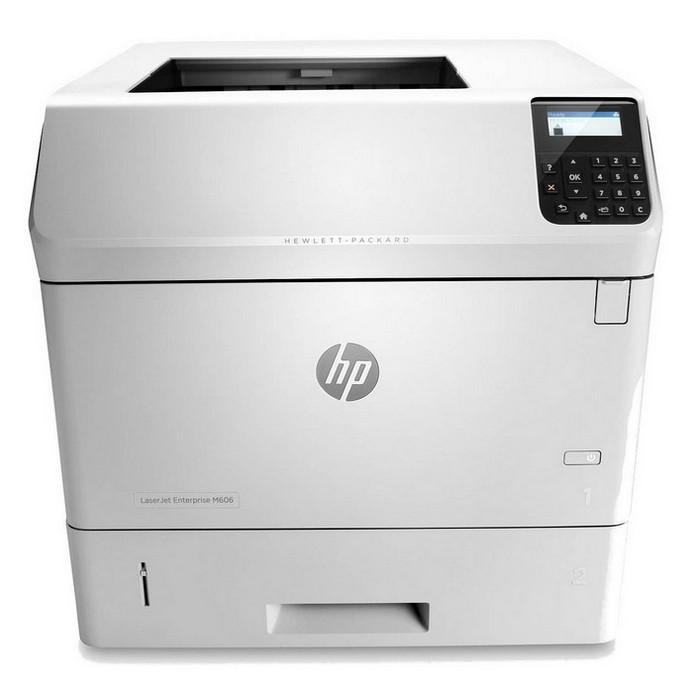 Лазерный принтер HP M606dn