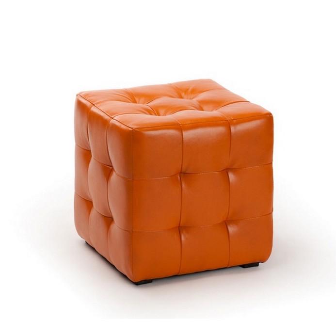 Пуфик Vental ПФ-1 оранжевый
