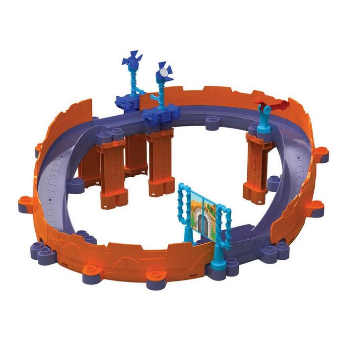 Игровой набор Chuggington Храбрый Брюстер с Брюстером (LC54222)