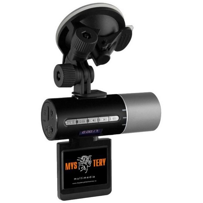 Видеорегистратор Mystery MDR-797DHR черный