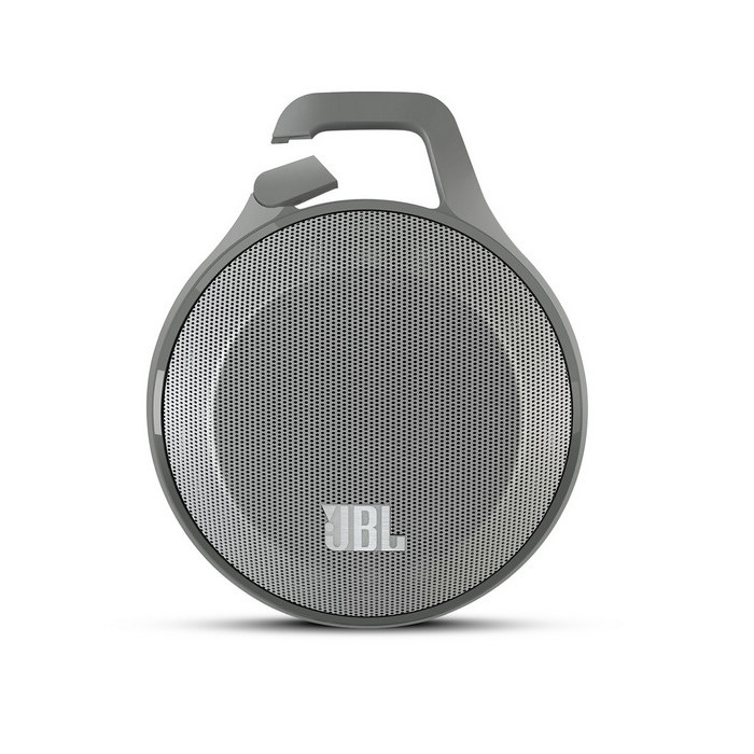 Колонки JBL Clip (JBLCLIPGRYEU) Gray