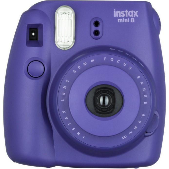 Фотоаппарат с мгновенной печатью Fujifilm Instax Mini 8