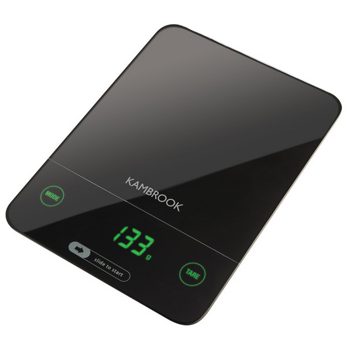 Кухонные весы Kambrook ASC401 Black