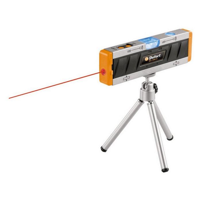 Лазерный уровень Defort DLL-10MT-K