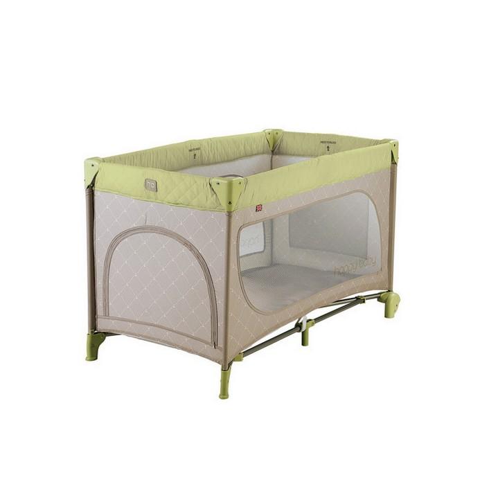 Манеж-кровать Happy Baby Martin beige 2015