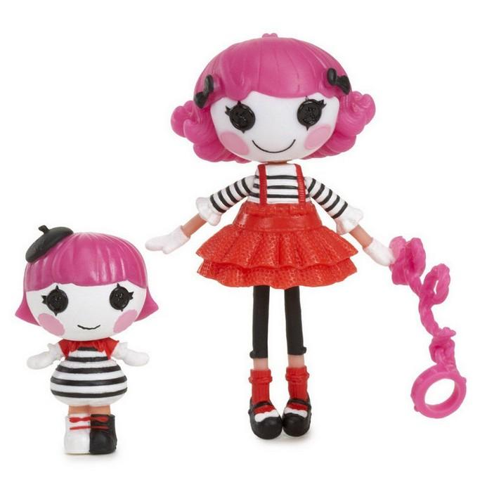 Кукла Lalaloopsy Веселый мим с сестренкой (534112)