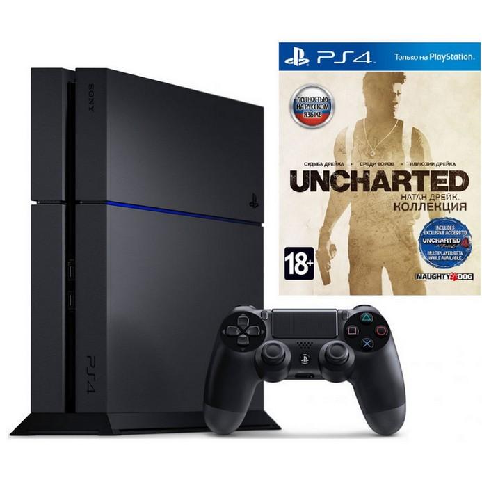 Игровая приставка Sony PlayStation 4 1 TB