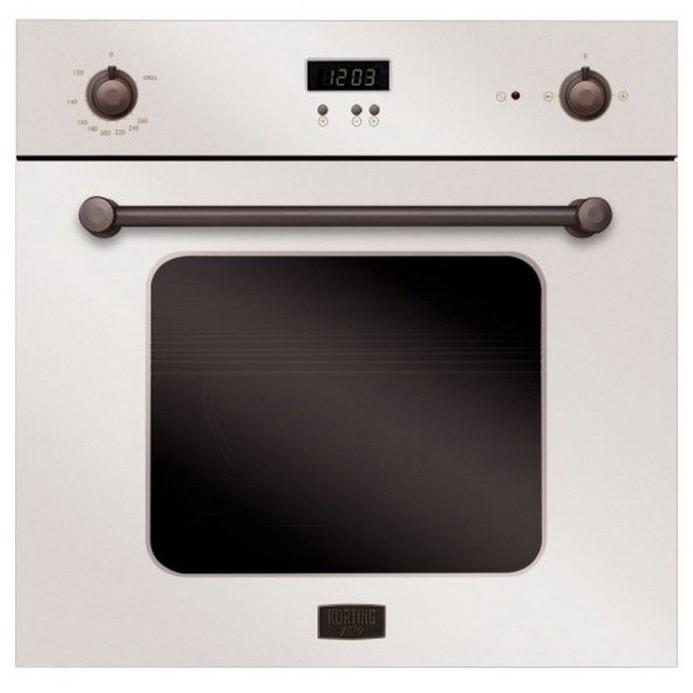 Встраиваемый газовый духовой шкаф Korting OEG 1052 CRI