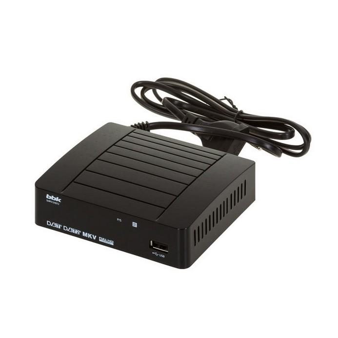 Ресивер BBK SMP012HDT2 черный