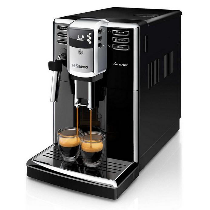 Автоматическая кофемашина Saeco Incanto HD8912/09