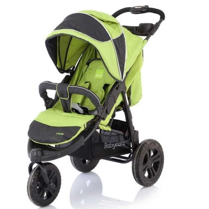 Прогулочная коляска Baby Care Jogger Cruze Green
