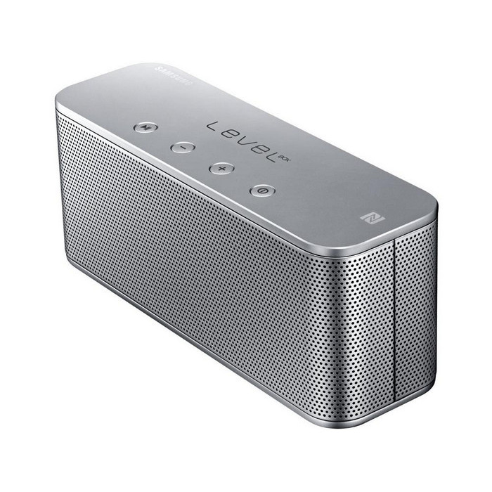 Колонка Samsung Level Box mini серебрист.