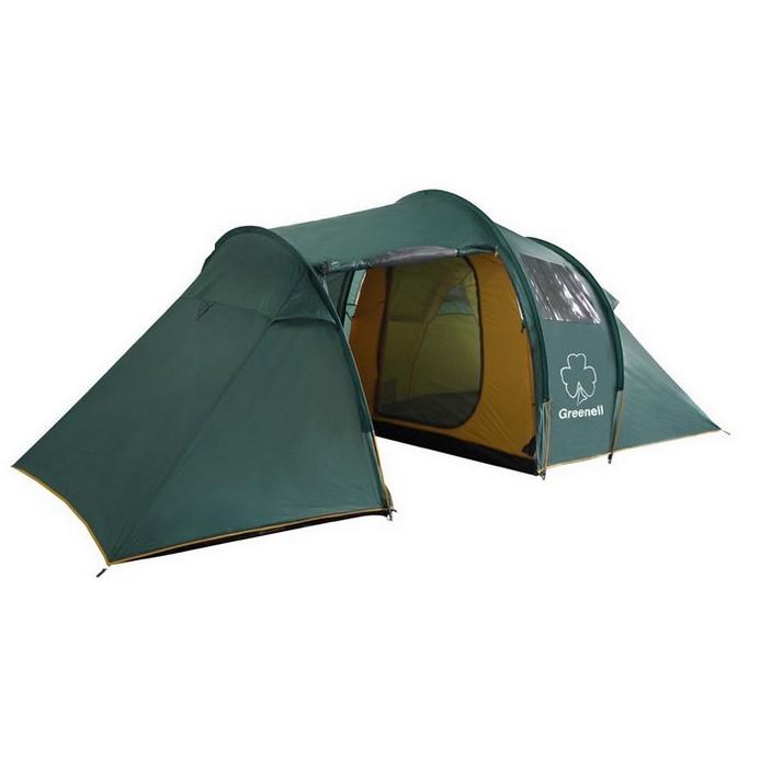 Палатка Greenell Арди 4/5 зеленый