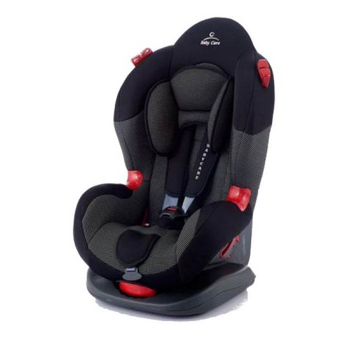 Автокресло Baby Care ESO01-S03-002 black/black-grey