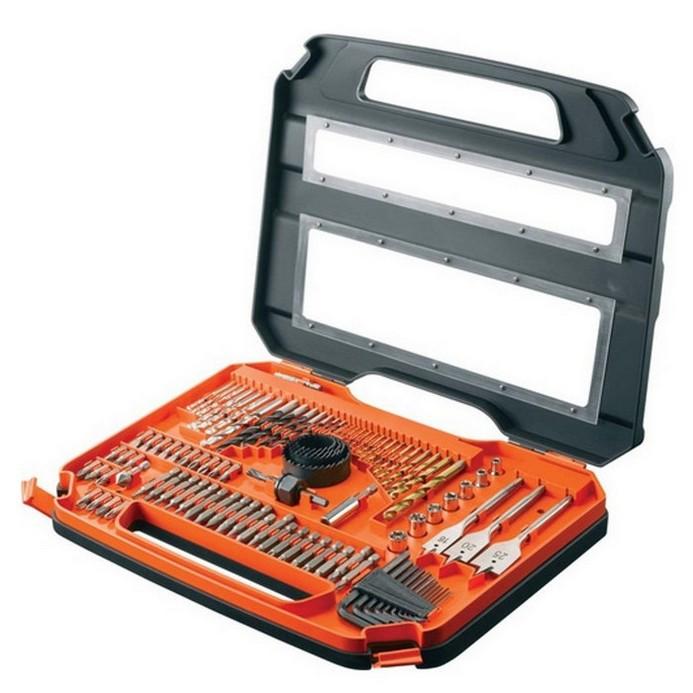 Набор инструмента Black & Decker A7154