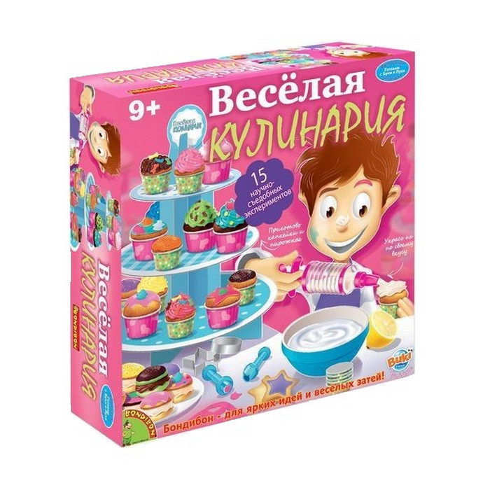 Игровой набор Bondibon Веселая кулинария (мал)