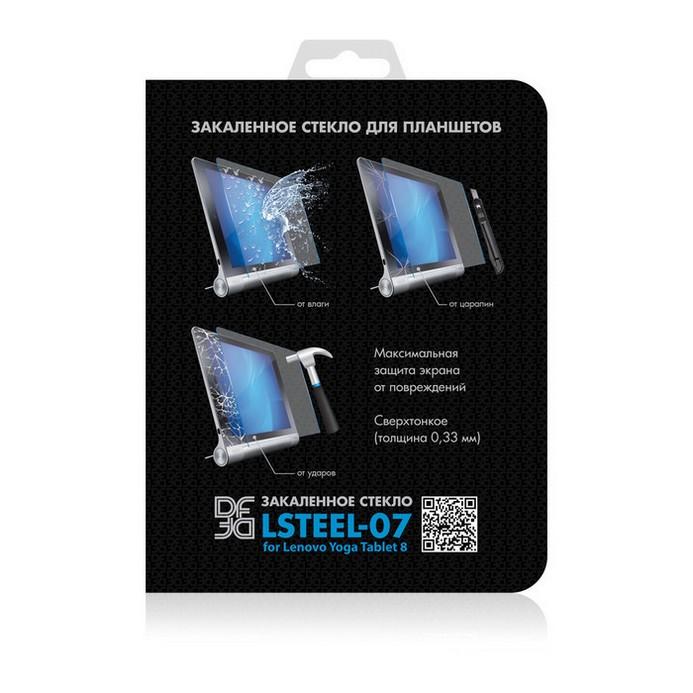 Защитное стекло DF Lenovo YOGA Tablet 8
