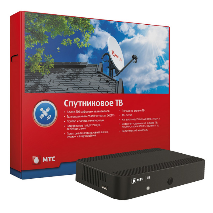 Комплект МТС TV 251-S MTS Lite Plus