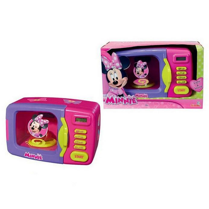 Игровой набор Simba Микроволновка Minnie Mouse