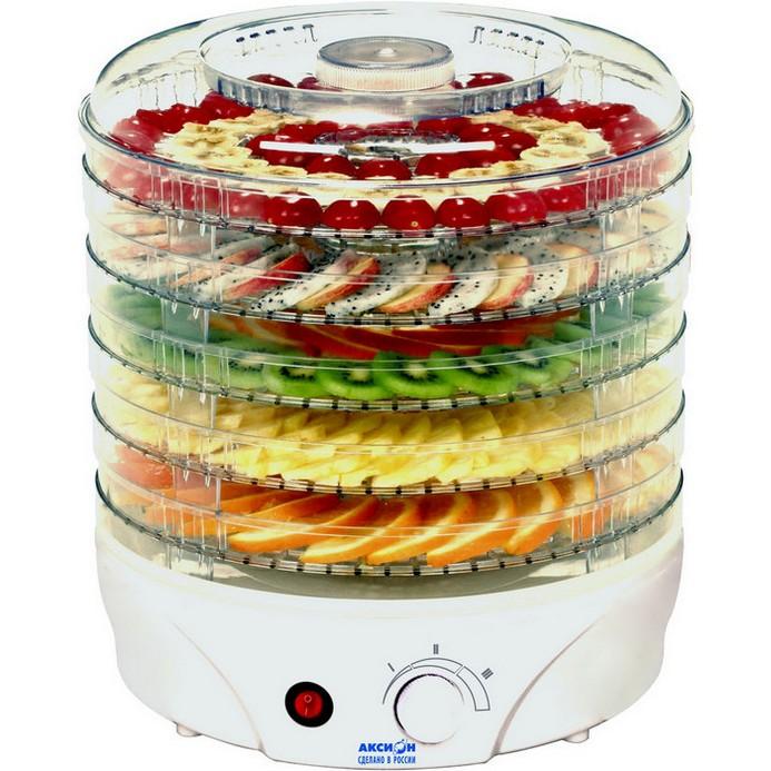 Сушилка для фруктов и овощей Аксион Т33