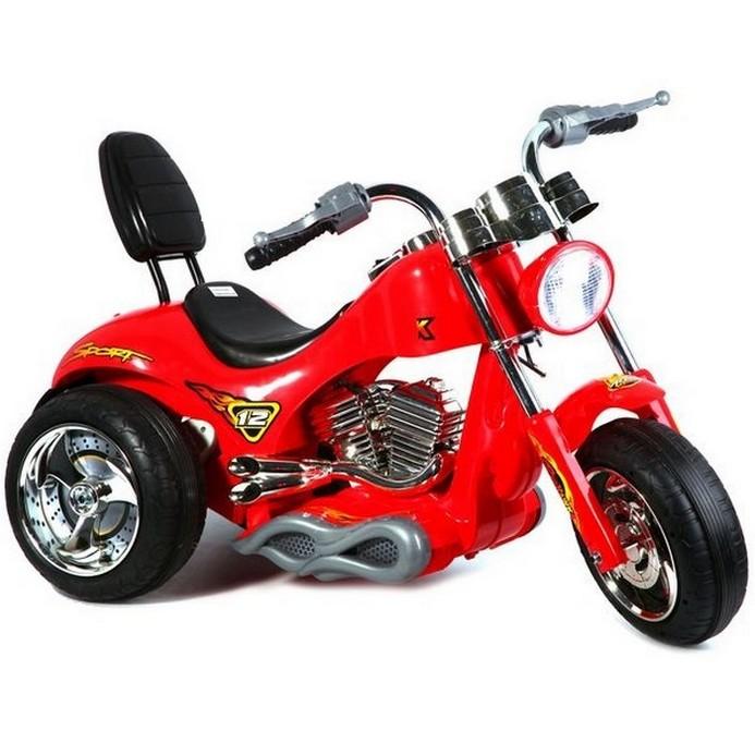 Мотоцикл Weikesi ZP5008-3 (красный)