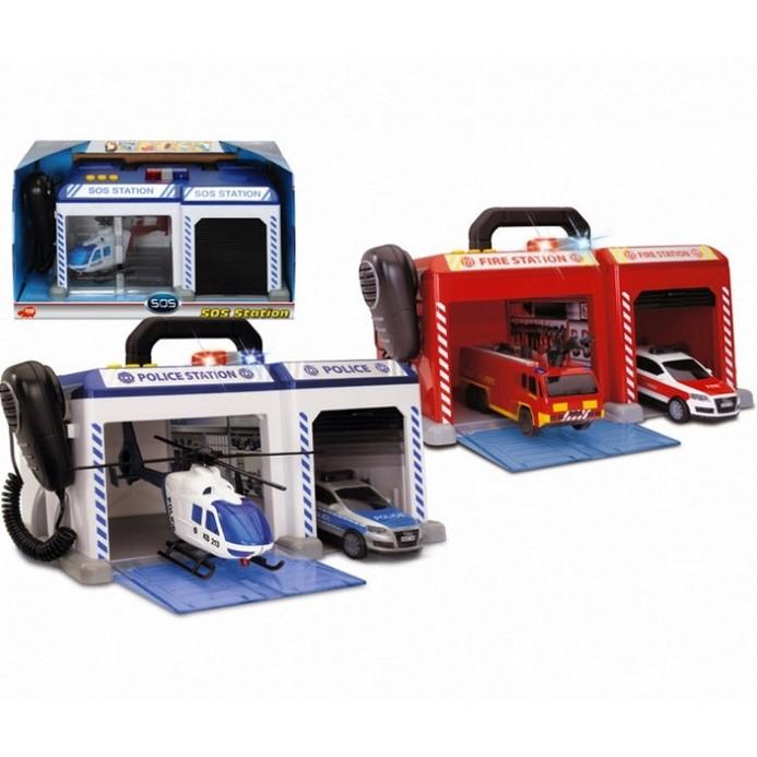 Игровой набор Dickie Toys Спасательный набор