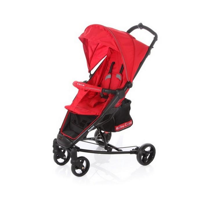 Прогулочная коляска Baby Care Rimini Red