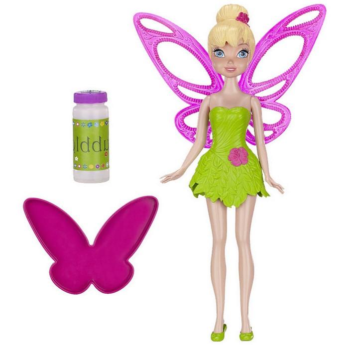 Кукла Disney Fairies Фея Мыльные пузыри 23см (513550)