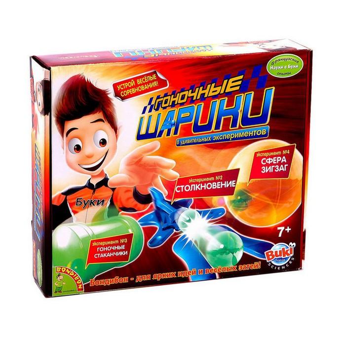 Игровой набор Bondibon Гоночные шарики