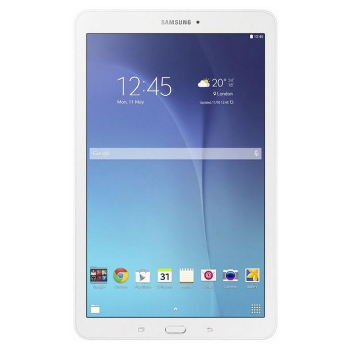 Планшет Samsung Galaxy Tab E 9.6 3G SM-T561 white