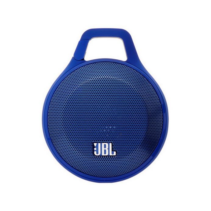 Колонки JBL Clip син.