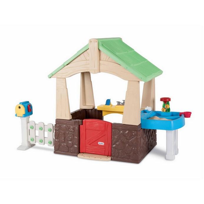 Домик Little Tikes игровой домик с песочницей (630170)