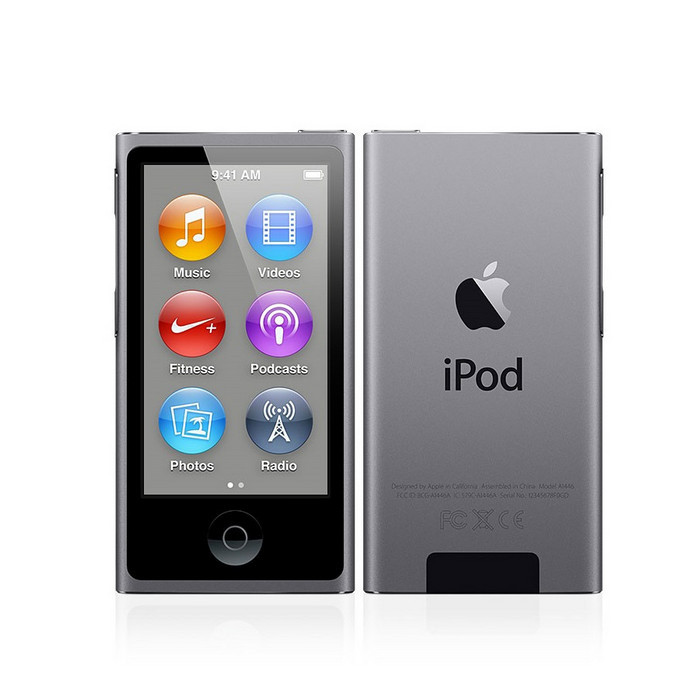MP3-плеер Apple iPod Nano MKN52RU/A