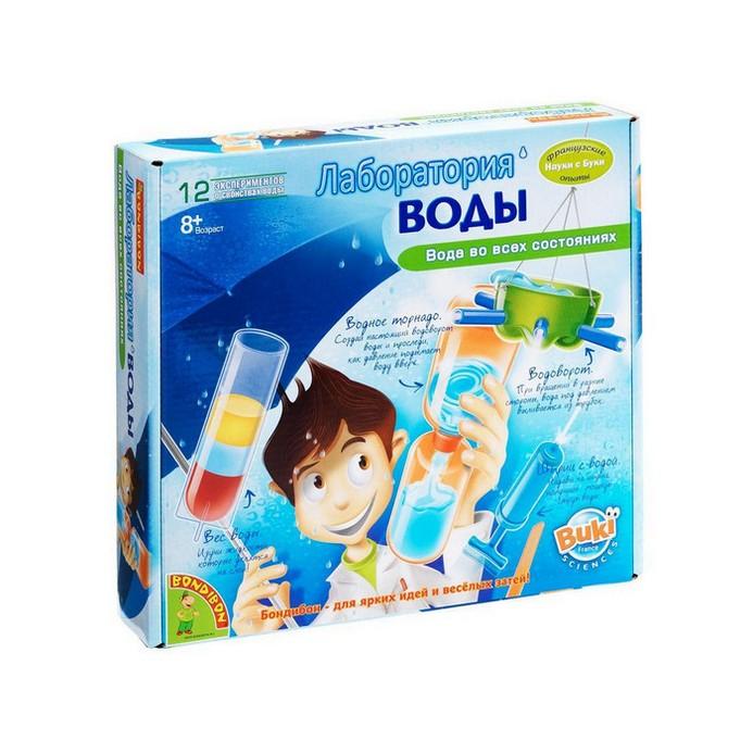 Игровой набор Bondibon Лаборатория воды