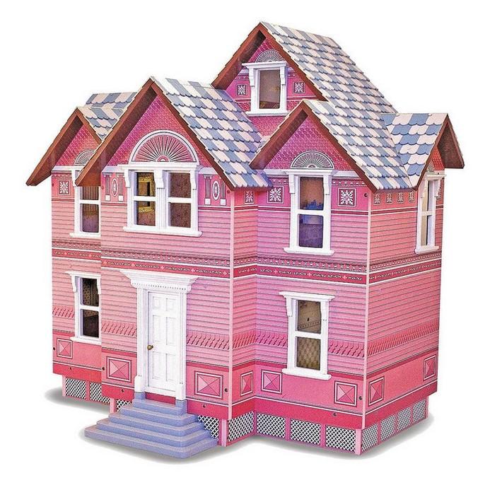 Игрушка Melissa&Doug Викторианский дом для кукол (2580)