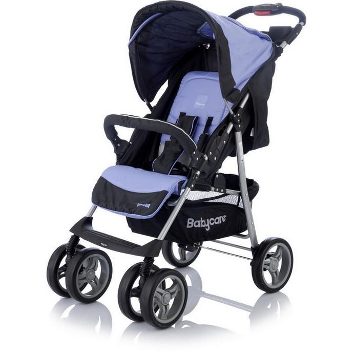 Прогулочная коляска Baby Care Voyager Violet