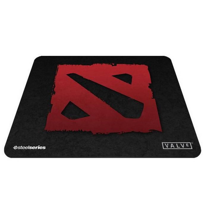 Коврик для мыши SteelSeries QcK Mini Dota 2 Edition Black (63321)