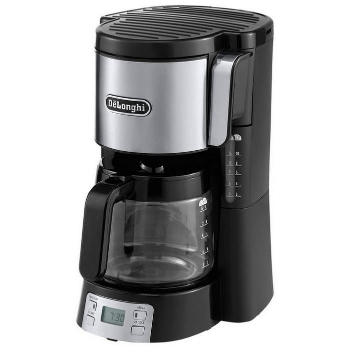 Кофеварка DeLonghi ICM-15250