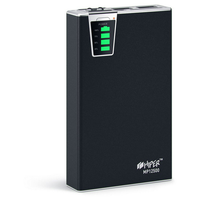 Аккумулятор HIPER Power Bank MP12500 Black
