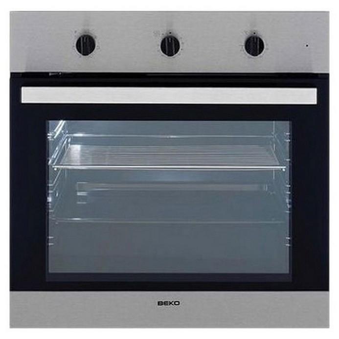 Встраиваемый газовый духовой шкаф BEKO OIG 22100 X